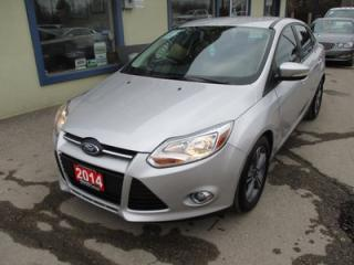 Used 2014 Ford Focus POWER EQUIPPED SE MODEL 5 PASSENGER 2.0L - DOHC.. HEATED SEATS.. SYNC TECHNOLOGY.. FLEX FUEL.. BLUETOOTH.. for sale in Bradford, ON