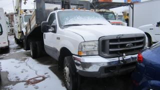 Used 2004 Ford F-550 DUMP PLOW  SALTER for sale in North York, ON