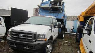 Used 2002 Ford F-450 DUMP PACKER VAC for sale in North York, ON
