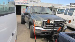 Used 2002 Ford F-350 DULY  PLOW 4X4 EXTENDED for sale in North York, ON