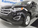 Used 2016 Ford Edge SEL AWD ecoboost, heated leather seats, NAV, back up cam, for sale in Edmonton, AB
