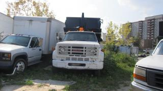 Used 1988 GMC C5500 DUMP for sale in North York, ON