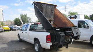 Used 2006 Dodge Ram 2500 DUMP BOX 2500 hd for sale in North York, ON