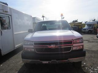 Used 2005 Chevrolet C/K 2500 SERVICE TRUCK 4X4 for sale in North York, ON