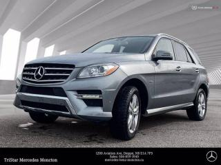 Used 2012 Mercedes-Benz ML-Class ML 350 BlueTEC for sale in Dieppe, NB