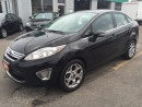 Used 2011 Ford Fiesta SEL-LEATHER-BLUETOOTH-SIRUS RADIO for sale in Waterloo, ON