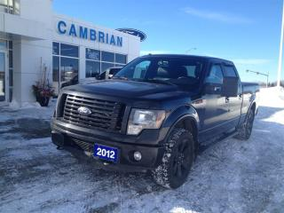 Used 2012 Ford F-150 FX4 + Remote Start - FX Appearance Pkg! for sale in Sudbury, ON