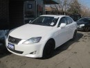 Used 2008 Lexus IS 250 LEATHER, SUNROOF for sale in Scarborough, ON