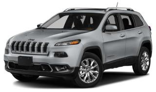 New 2016 Jeep Cherokee Sport for sale in Abbotsford, BC