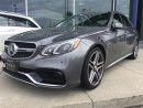 Used 2016 Mercedes-Benz E63 AMG S 4MATIC Sedan March Demo sale! Finance at 0.9% or lease at 1.9%! 3 months payment waiver! Please contact us to schedule a test drive for sale in Langley, BC