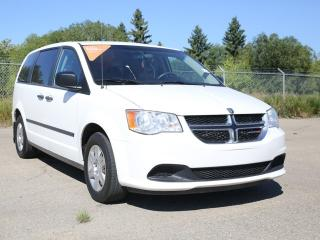 Used 2012 Dodge Grand Caravan SE/SXT for sale in Red Deer, AB