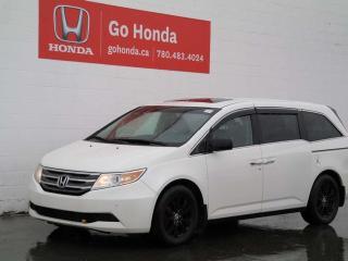 Used 2013 Honda Odyssey EX-L RES for sale in Edmonton, AB