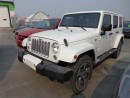 Used 2016 Jeep Wrangler Unlimited Sahara for sale in Yellowknife, NT