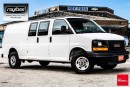 Used 2015 GMC Savana 3500 1WT for sale in Woodbridge, ON