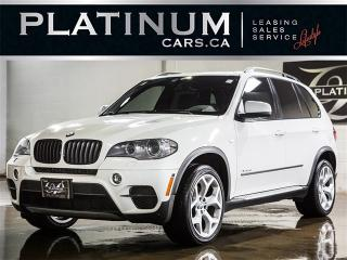 Used 2013 BMW X5 xDrive35d, Sport ACTIVITY, NAV, Pano for sale in Toronto, ON
