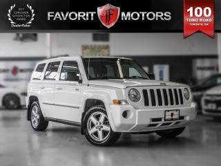 Used 2010 Jeep Patriot SPORT | 4X4 | ALLOYS | A/C | BLUETOOTH for sale in North York, ON