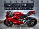 Used 2012 Ducati 1199 Panigale **No Payments For 1 Year for sale in Concord, ON