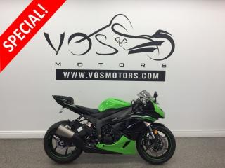 Used 2010 Kawasaki Ninja ZX-6R - No Payments For 1 Year** for sale in Concord, ON