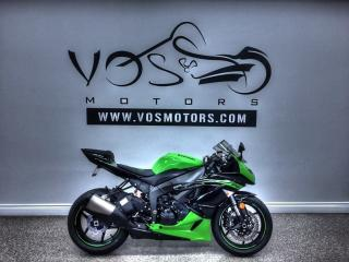 Used 2010 Kawasaki Ninja ZX-6R - Free Delivery in GTA** for sale in Concord, ON