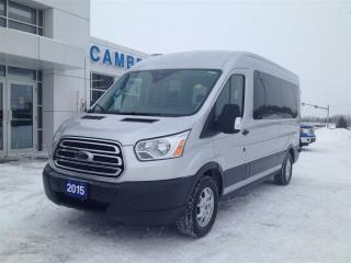 Used 2015 Ford Transit Connect Passenger Van + Navigation & Trailer Tow! for sale in Sudbury, ON