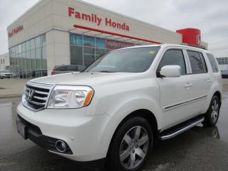 Used 2015 Honda Pilot Touring, FREE WARRANTY! for sale in Brampton, ON