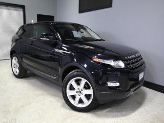 Used 2012 Land Rover Evoque Base for sale in North York, ON