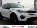 Used 2016 Land Rover Discovery Sport HSE Luxury Black Pack - CPO 6yr/160000kms manufacturer warranty included until March 28, 2022! CPO rates starting at 2.9%! Local One Owner Trade In | No Accidents | Factory Remote Starter | 3rd Row/Seats 7 | Navigation | Front/Rear Camera Systems |  for sale in Edmonton, AB