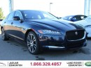 Used 2016 Jaguar XF Prestige - CPO 6yr/160000kms manufacturer warranty included until September 29, 2022! CPO rates starting at 2.9%! Locally Owned and Driven | Executive Demo | Low KMs | Bluetooth | Reverse Traffic/Blind Spot/Closing Vehicle Sensors | Heads Up Display | Nav for sale in Edmonton, AB