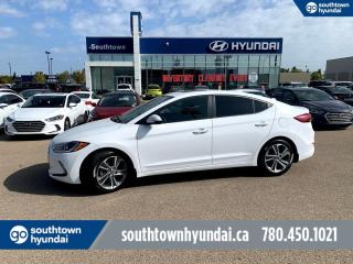 Used 2017 Hyundai Elantra GLS/AUTO/ROOF/HEATED SEATS/BACKUP CAM for sale in Edmonton, AB