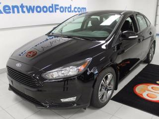Used 2016 Ford Focus I give you eyes in the back of your head, that's right. BACK UP CAM for sale in Edmonton, AB