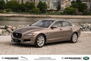 Used 2016 Jaguar XF 3.0L AWD Premium for sale in Vancouver, BC