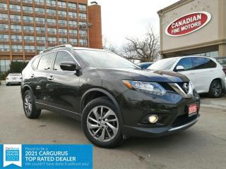 Used 2015 Nissan Rogue LEATHER | AWD | NAVI | 360 CAM | ROOF | 4 NEW SNOW TIRES* | for sale in Scarborough, ON