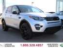 Used 2016 Land Rover Discovery Sport HSE Black Package - CPO 6yr/160000kms manufacturer warranty included until September 26, 2022! CPO rates starting at 2.9%! Locally Owned and Driven | No Accidents | Executive Demo | 3M Protection Applied | Navigation | Surround Camera System | Parki for sale in Edmonton, AB