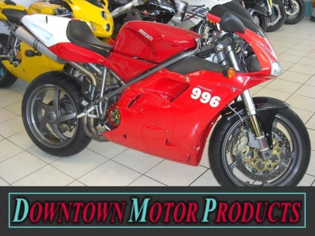 2000 Ducati 996S