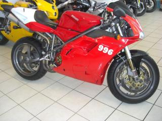 Used 2000 Ducati 996S for sale in London, ON