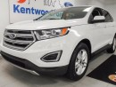 Used 2015 Ford Edge SEL AWD ecoboost! heated leather seats! back up cam! for sale in Edmonton, AB
