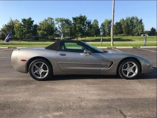 Used 2000 Chevrolet Corvette Base for sale in St George Brant, ON