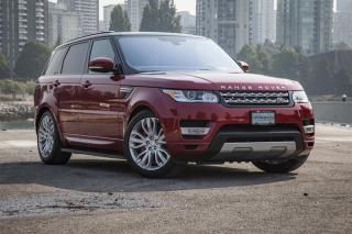 Used 2016 Land Rover Range Rover Sport V8 Supercharged *SALE ON NOW! for sale in Vancouver, BC