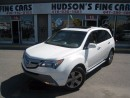 Used 2009 Acura MDX Elite Pkg+NAVI+DVD+BACK UP+ SH AWD for sale in North York, ON