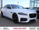 Used 2016 Jaguar XF R-Sport - CPO 6yr/160000kms manufacturer warranty included until September 29, 2022! CPO rates starting at 2.9%! Locally Owned and Driven | Executive Demo | Blacked Out Trim | Rear Sunshades | Bluetooth | Lane Keeping Aid/Driver Drowsiness Alert | Reverse for sale in Edmonton, AB
