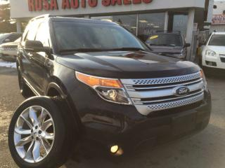 Used 2013 Ford Explorer 4WD NAVIGATION PANORAMAIC ROOF  FACTORY WARRANTY for sale in Oakville, ON