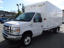 Used 2015 Ford E350 Cube Truck for sale in Langley, BC
