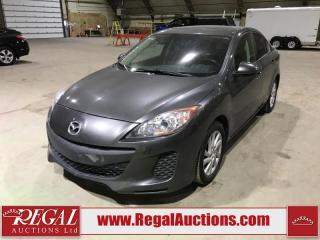 Used 2012 Mazda MAZDA3 GS 4D Sedan for sale in Calgary, AB