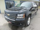 Used 2011 Chevrolet Suburban LOADED LTZ MODEL 7 PASSENGER 5.3L - V8.. 4X4.. CAPTAINS.. 3RD ROW.. LEATHER.. HEATED/AC SEATS.. SUNROOF.. NAVIGATION.. DVD PLAYER.. for sale in Bradford, ON