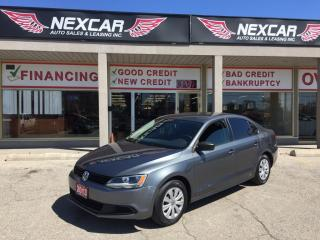 Used 2012 Volkswagen Jetta 2.0L TRENDLINE 5 SPEED A/C H/SEATS CRUISE 74K for sale in North York, ON