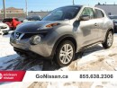 Used 2016 Nissan Juke SV 4dr Front-wheel Drive for sale in Edmonton, AB