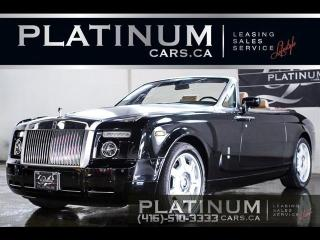 Used 2008 Rolls Royce Phantom Drophead Coupe, V12, Navi, Cashmere for sale in Toronto, ON