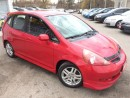 Used 2007 Honda Fit Sport /AUTOAIR / LOADED / ALLOYS / CLEAN CAR PROOF for sale in Scarborough, ON