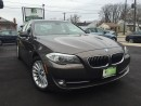 Used 2012 BMW 5 Series SOLD for sale in Hamilton, ON