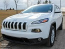 Used 2016 Jeep Cherokee North 4x4 - Rear Back Up Camera - Heated Steering Wheel - Heated Front Seats for sale in Edmonton, AB